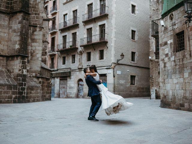 La boda de Rober y Andrea en Castelldefels, Barcelona 89