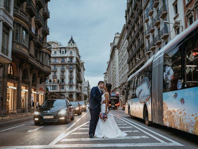 La boda de Rober y Andrea en Castelldefels, Barcelona 91