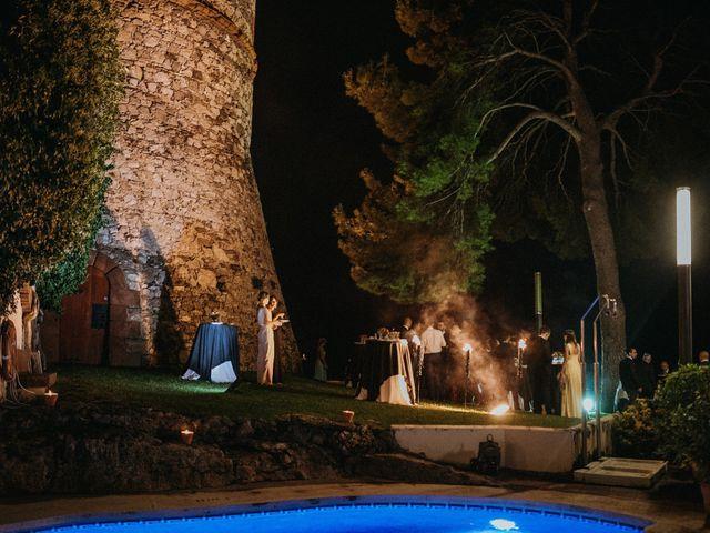 La boda de Rober y Andrea en Castelldefels, Barcelona 92