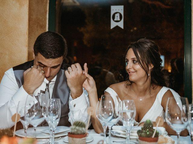 La boda de Rober y Andrea en Castelldefels, Barcelona 98