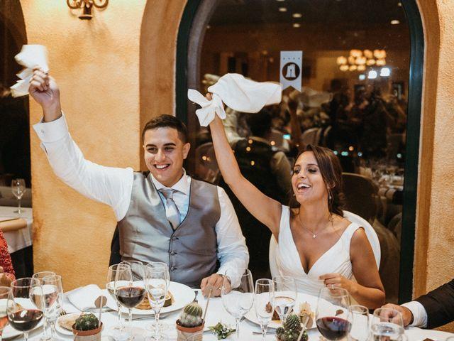 La boda de Rober y Andrea en Castelldefels, Barcelona 99