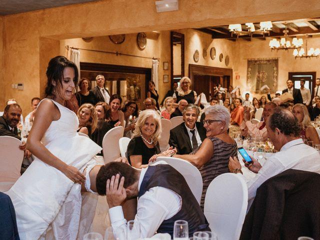 La boda de Rober y Andrea en Castelldefels, Barcelona 107