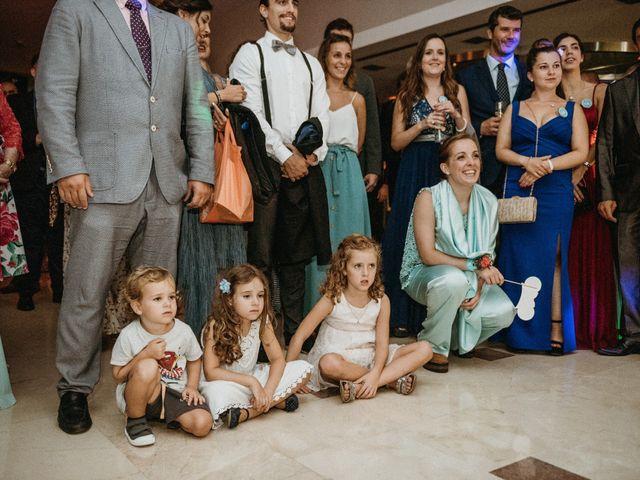 La boda de Rober y Andrea en Castelldefels, Barcelona 110