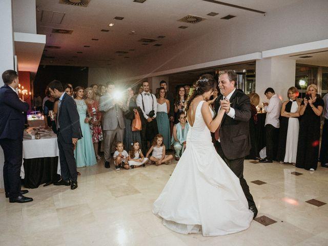 La boda de Rober y Andrea en Castelldefels, Barcelona 111