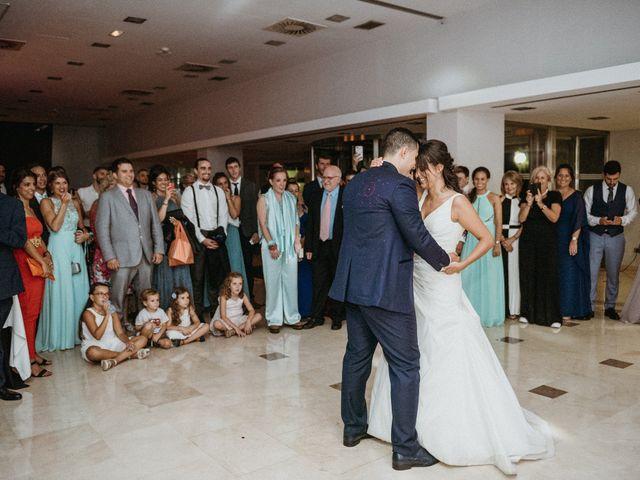 La boda de Rober y Andrea en Castelldefels, Barcelona 113