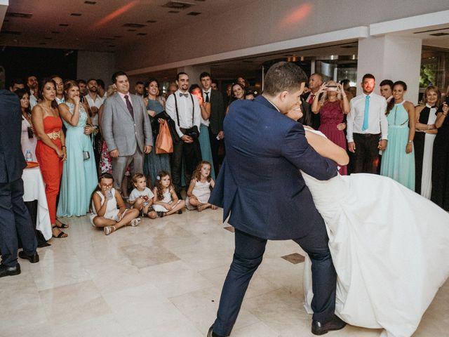La boda de Rober y Andrea en Castelldefels, Barcelona 114