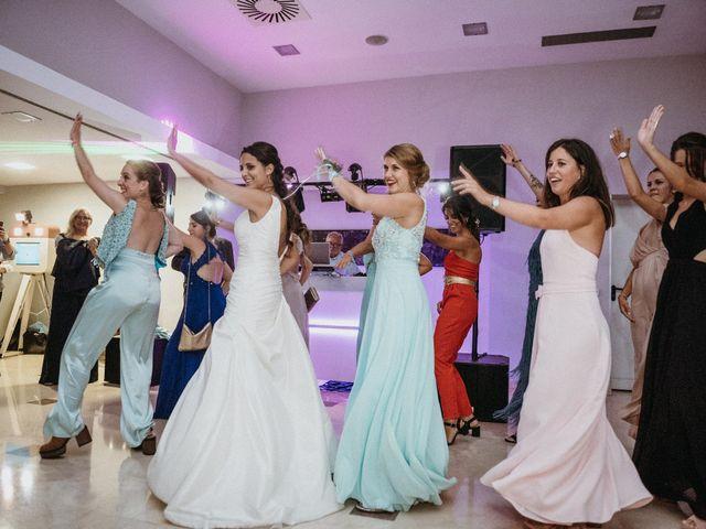La boda de Rober y Andrea en Castelldefels, Barcelona 115