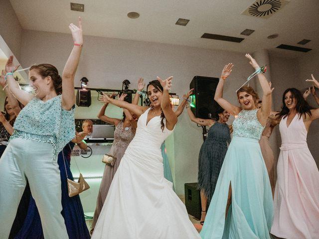 La boda de Rober y Andrea en Castelldefels, Barcelona 117