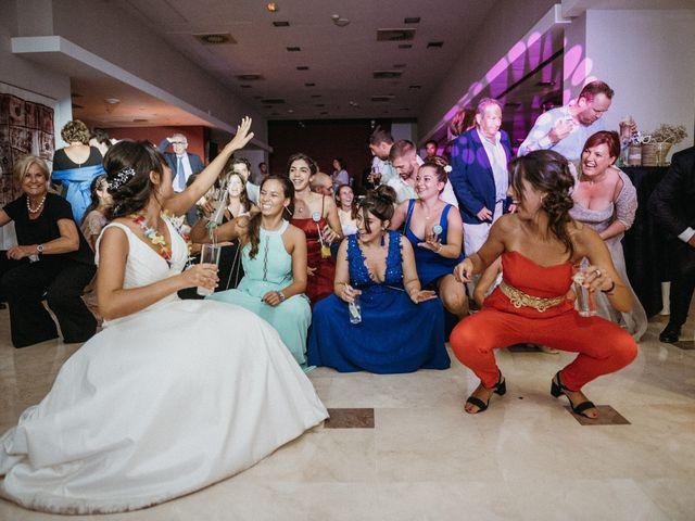 La boda de Rober y Andrea en Castelldefels, Barcelona 120