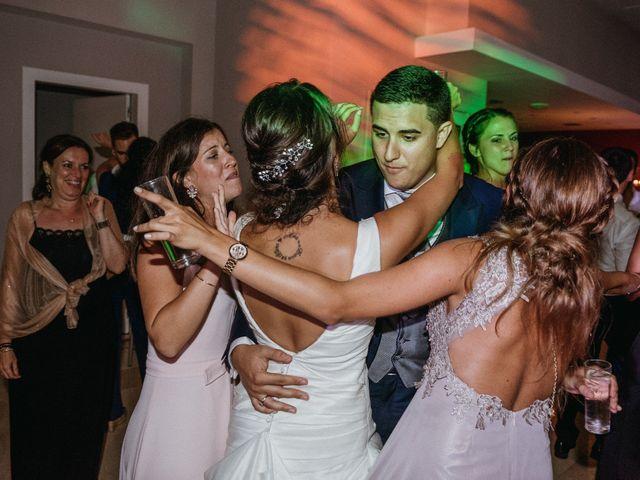 La boda de Rober y Andrea en Castelldefels, Barcelona 122