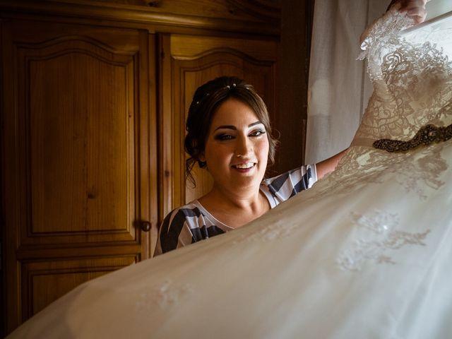 La boda de Ramon y Marta en Mas De Las Matas, Teruel 8