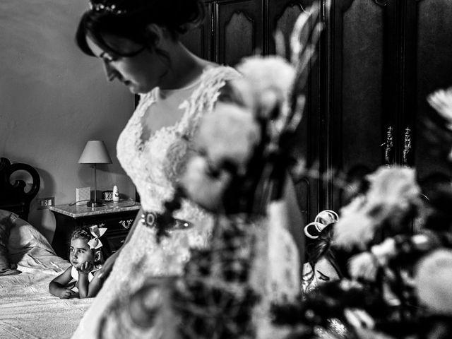 La boda de Ramon y Marta en Mas De Las Matas, Teruel 9