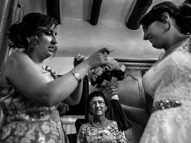 La boda de Ramon y Marta en Mas De Las Matas, Teruel 10