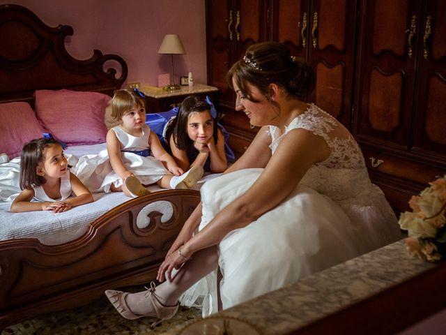 La boda de Ramon y Marta en Mas De Las Matas, Teruel 11