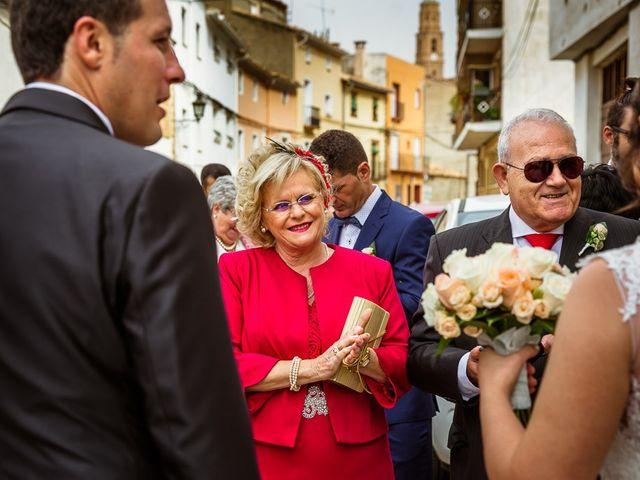 La boda de Ramon y Marta en Mas De Las Matas, Teruel 14