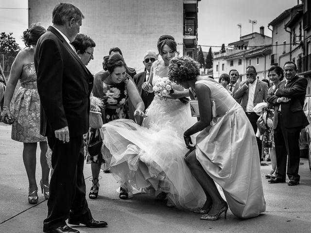 La boda de Ramon y Marta en Mas De Las Matas, Teruel 15