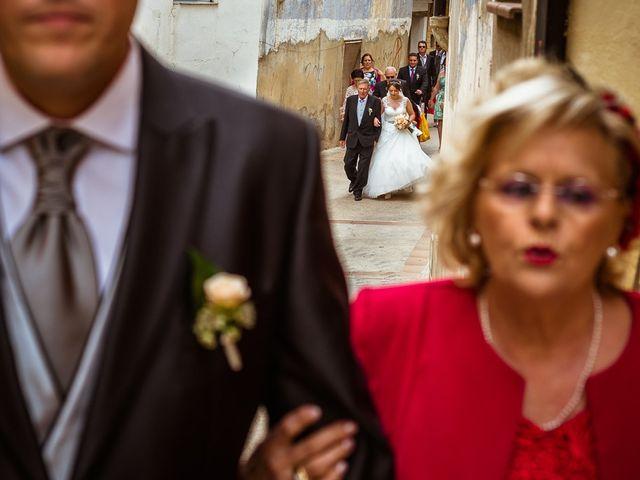 La boda de Ramon y Marta en Mas De Las Matas, Teruel 16