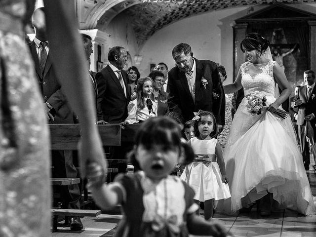 La boda de Ramon y Marta en Mas De Las Matas, Teruel 17