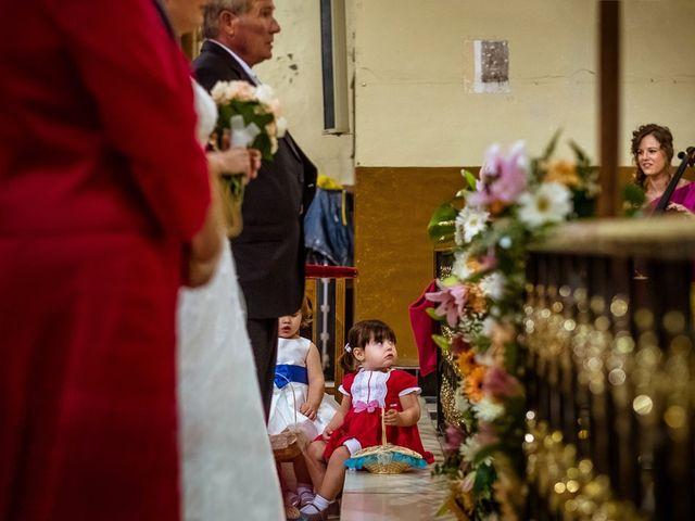 La boda de Ramon y Marta en Mas De Las Matas, Teruel 18