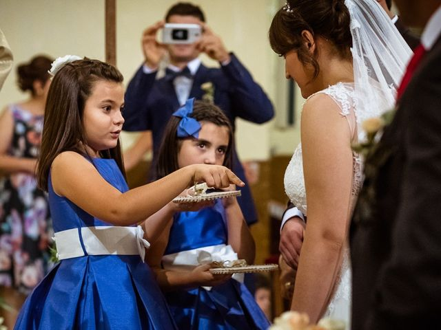 La boda de Ramon y Marta en Mas De Las Matas, Teruel 20