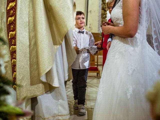 La boda de Ramon y Marta en Mas De Las Matas, Teruel 21