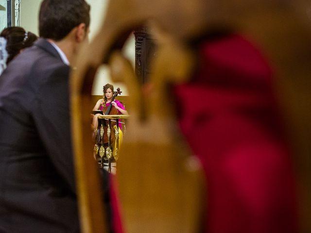 La boda de Ramon y Marta en Mas De Las Matas, Teruel 23