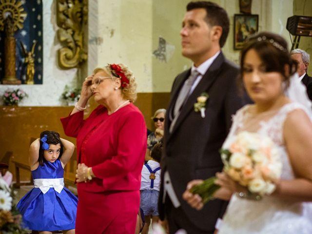 La boda de Ramon y Marta en Mas De Las Matas, Teruel 24