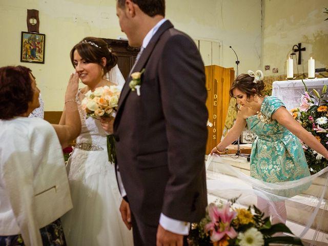 La boda de Ramon y Marta en Mas De Las Matas, Teruel 25