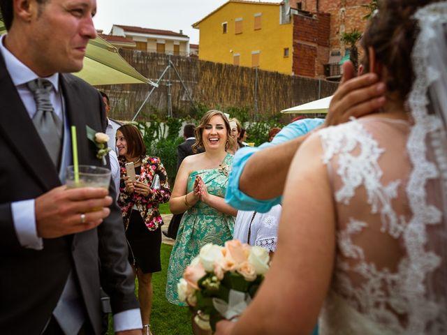 La boda de Ramon y Marta en Mas De Las Matas, Teruel 28