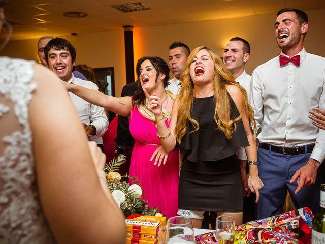 La boda de Ramon y Marta en Mas De Las Matas, Teruel 34
