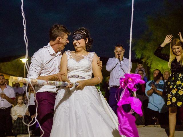 La boda de Ramon y Marta en Mas De Las Matas, Teruel 35