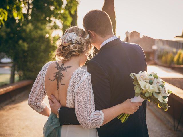 La boda de Alba y Arturo