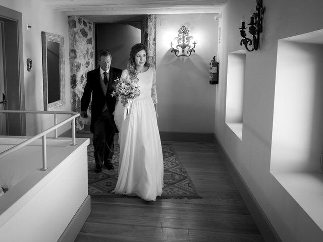 La boda de Javier y Beatriz en Madrona, Segovia 10