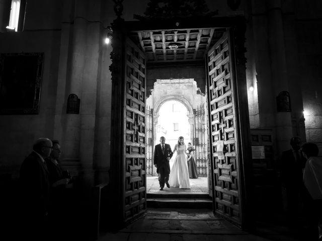La boda de Javier y Beatriz en Madrona, Segovia 13