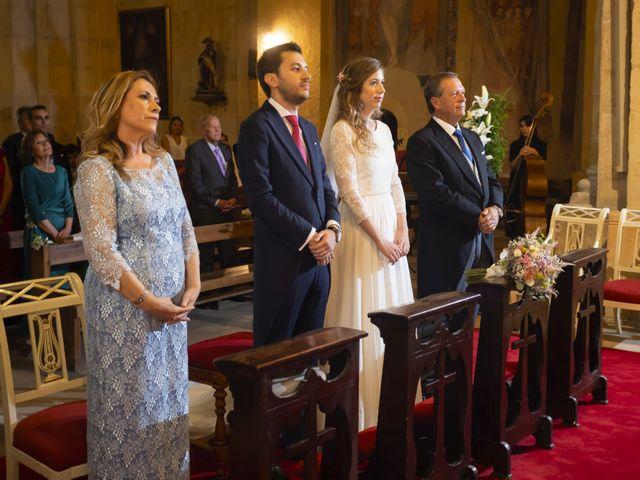 La boda de Javier y Beatriz en Madrona, Segovia 15