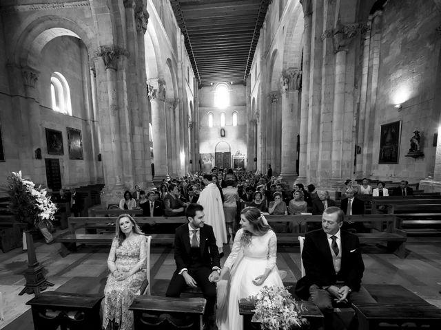 La boda de Javier y Beatriz en Madrona, Segovia 20