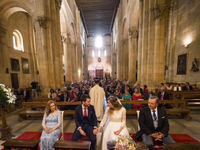 La boda de Javier y Beatriz en Madrona, Segovia 21