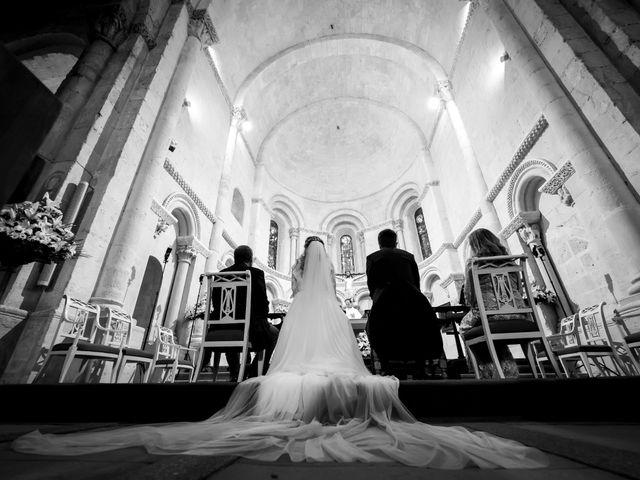 La boda de Javier y Beatriz en Madrona, Segovia 22