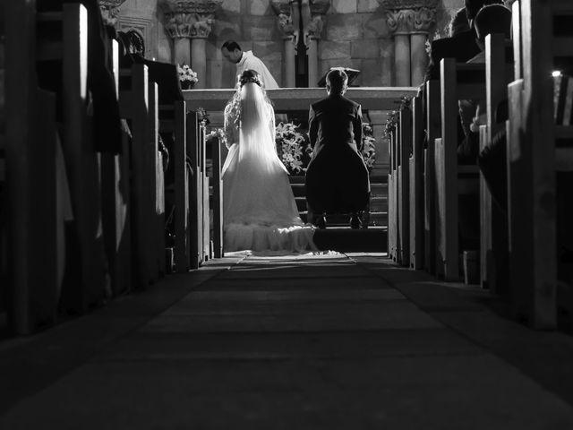 La boda de Javier y Beatriz en Madrona, Segovia 23
