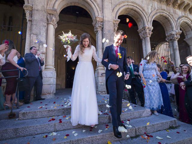 La boda de Javier y Beatriz en Madrona, Segovia 27