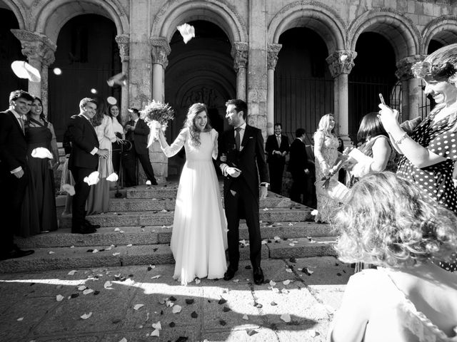 La boda de Javier y Beatriz en Madrona, Segovia 29