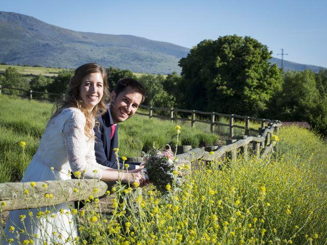 La boda de Javier y Beatriz en Madrona, Segovia 30
