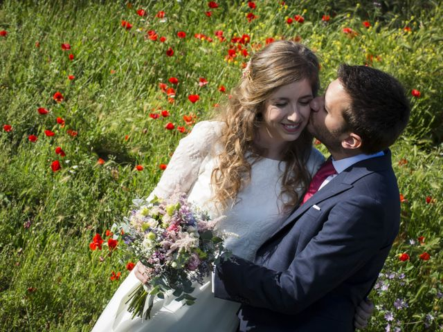 La boda de Javier y Beatriz en Madrona, Segovia 32