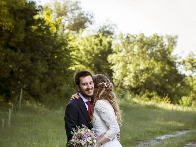 La boda de Javier y Beatriz en Madrona, Segovia 33