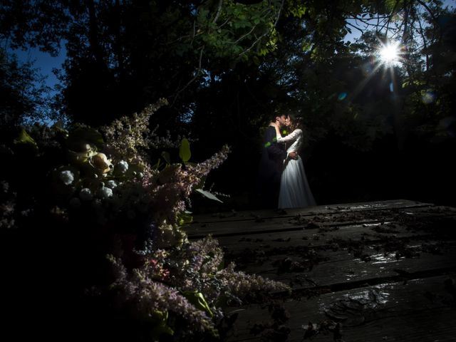 La boda de Javier y Beatriz en Madrona, Segovia 36