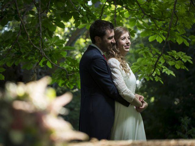 La boda de Javier y Beatriz en Madrona, Segovia 37