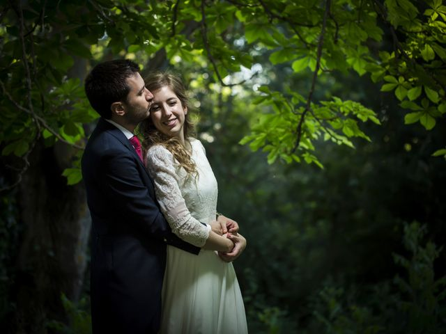 La boda de Javier y Beatriz en Madrona, Segovia 38