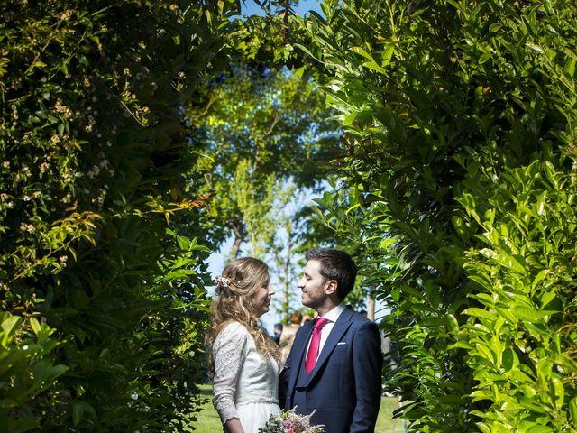 La boda de Javier y Beatriz en Madrona, Segovia 40