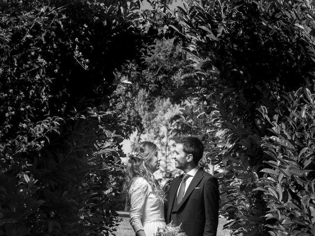 La boda de Javier y Beatriz en Madrona, Segovia 41