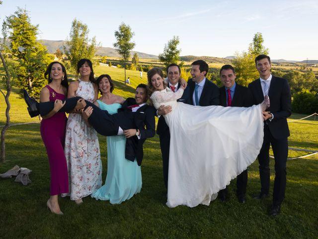 La boda de Javier y Beatriz en Madrona, Segovia 44